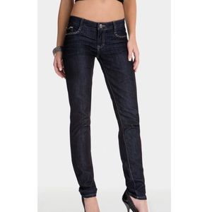 Guess By Marciano Rockstar Skinny Jeans